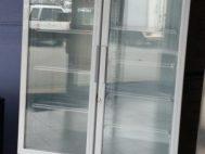 Two Door Commercial Display Fridge